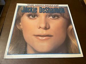 The Very Best of Jackie DeShannon~VG+/VG+ Liberty Inner~Pop Rock Vocal~FAST SHIP