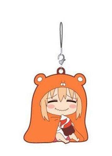 Himouto Umaru-chan Umaru Drinking Cola Nendoroid Plus Rubber Strap Phone Strap