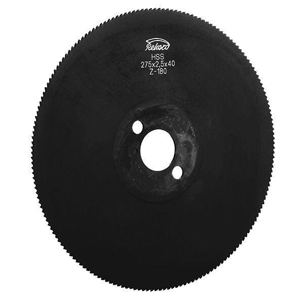 LAME TAGLIO METALLO 225 x 2 32 HSS / HSS-Co, per Rems, Lama sega circolari dei