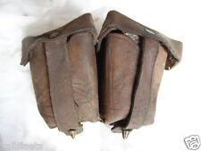 CARTOUCHIERE 1ère GM 14-18 MAUSER TURQUIE ? A IDENTIFIER / 1914-1918 WWI POUCH