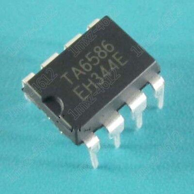 10pcs new TA6586【DIP-8】