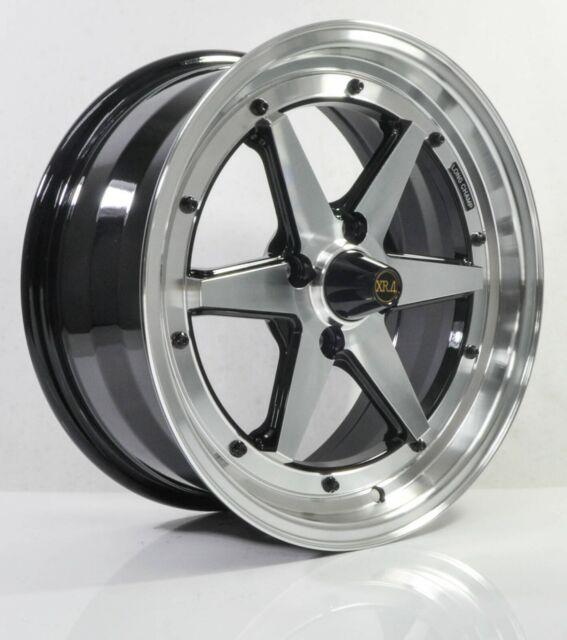 Rims For Cheap >> 4pcs Xr4 Long Champ 16inch 7j 4x100 Alloy Wheels Cheap Car Rims H608 1
