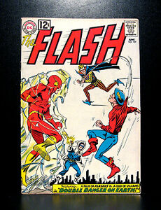 COMICS-DC-The-Flash-129-1962-1st-SA-JSA-app-2nd-Golden-Age-Flash-crossover