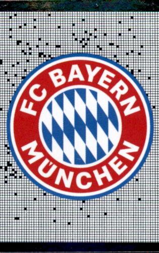 Sticker 214 Logo FC Bayern München TOPPS Bundesliga 2019//2020
