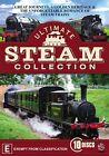 Ultimate Steam (DVD, 2015, 10-Disc Set)