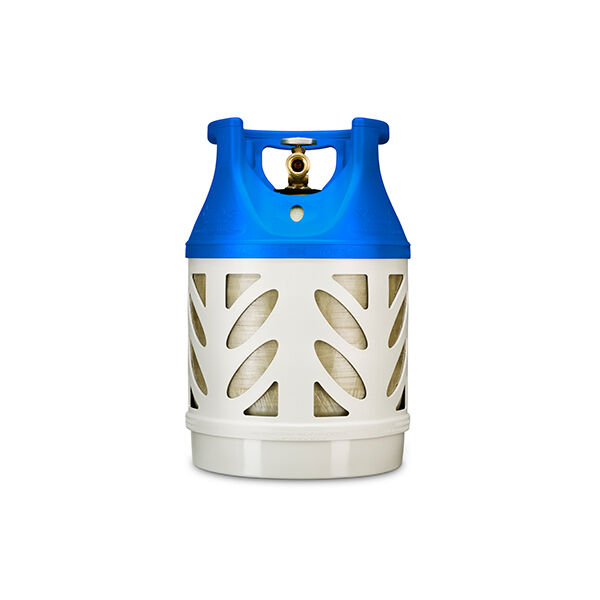 Viking Cylinders 17lb Capacity Composite Propane Tank
