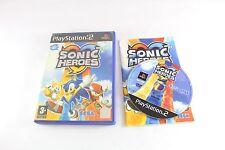 Sony PS2 Playstation 2 Sonic Heroes Gioco UK PAL