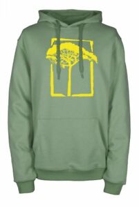 Mahagony-T-O-L-Hood-Sweater-Hoody-smoke-green-gruen-NEUWARE-portofrei-Hamburg-Gr