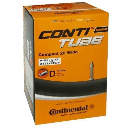 Continental Tuyau 50-57//406 d40 Compact 20 wide