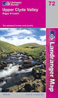 Upper Clyde Valley, Biggar and Lanark by Ordnance Survey (Sheet map, folded, 2002)