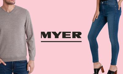 The Myer Stocktake Sale
