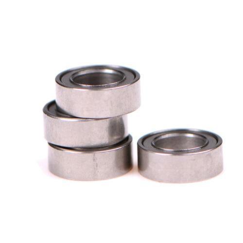 4pcs ball bearing MR74ZZ 4*7*2.5 4x7x2.5mm metal shield MR74Z ball bearinRKCA