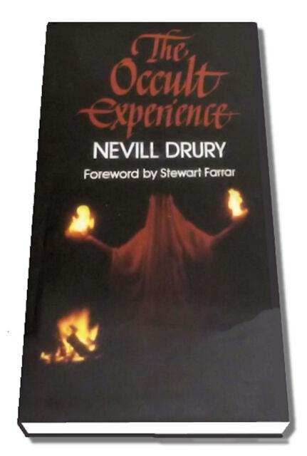 OCCULT EXPERIENCE, Nevill Drury, 0709029616 (Occult, Black Magic) 1st Ed
