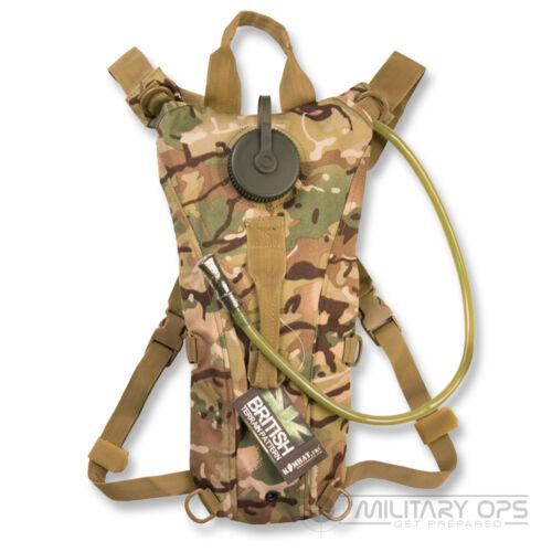 DPC Mtp Multicam 2 Ltr hydratation poche et de la vessie de l/'eau de l/'armée militaire