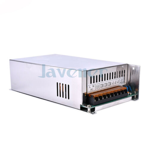 600W 25A 24VDC Output 110//220VAC Input LED Switching Power Supply Regulated