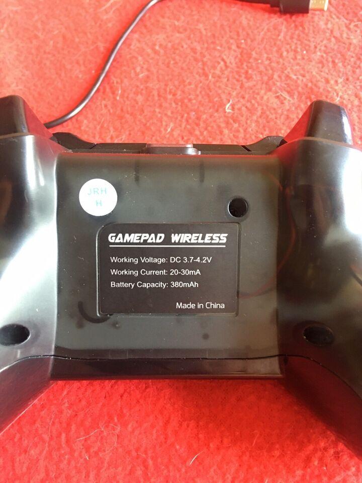 Wireless Kontroller, tilbehør, Perfekt