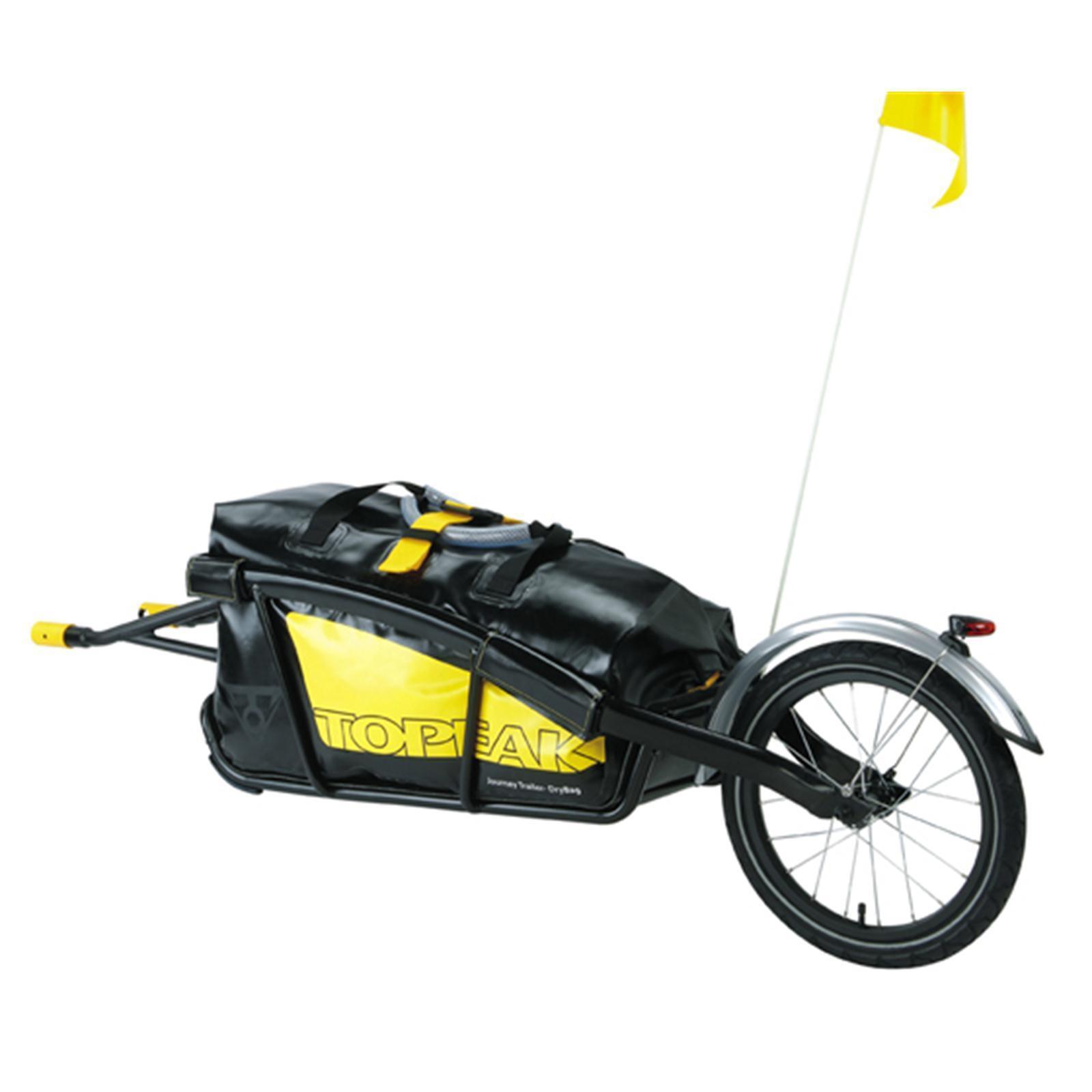 Remolque de viaje Topeak + bicicleta de transporte impermeable bolsa de viajes trailer