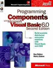 Programming Components With Microsoft Visual Basic 6.0 (Microsoft Prog-ExLibrary