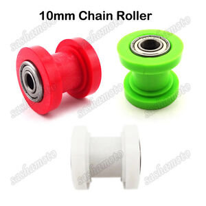 10mm Pulley Tensioner Chain Roller For 125 140 160cc XR CRF 50 SSR Pit Dirt Bike