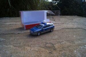 Herpa-VW-Passat-Variant-034-polizia-Brema-034-Exclusiv-modello-929943-NUOVO-1-87