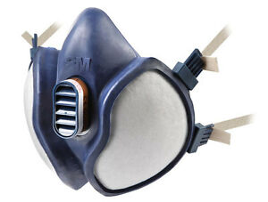 3M 4251 Organic Vapour Dust Half Mask Respirator A1P2D