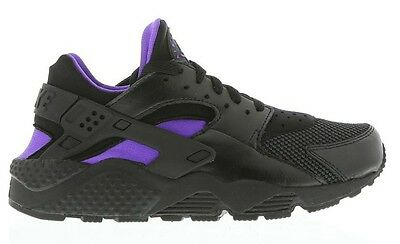 info for 59bbb f5c16 2014 Women/Junior Nike Air Huarache Black/Purple All Sizes Available | eBay
