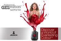 Jessica Geleration - Soak Off Gel Polish - 15ml - Colors (S-Z) + Essentials