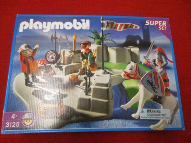 PLAYMOBIL 3125 SuperSet Ritter