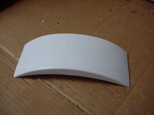 GE Refrigerator Light Cover White Part # WR02X11451