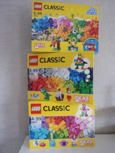Neu /& OVP verschiedene Set/'s zum aussuchen Lego Classic