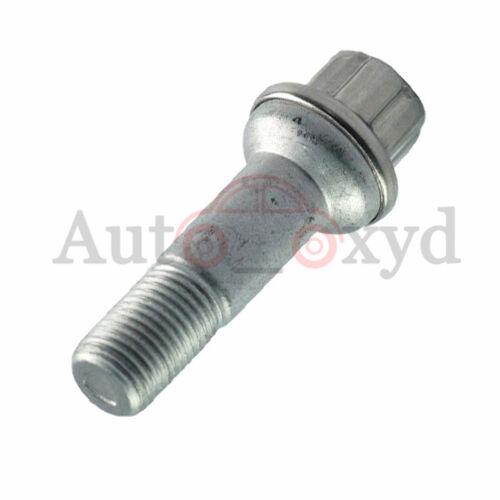 For Chrome Mercedes Benz ML550 S500 GLK350 S550 CL500 GL450 Lug Bolts Nuts 5pcs