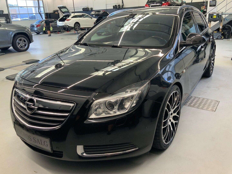 Opel Insignia 2,0 CDTi 160 Cosmo ST eco