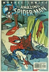 AMAZING-SPIDER-MAN-35-VF-NM-2001-J-SCOTT-CAMPBELL-COVER-MARVEL-COMICS