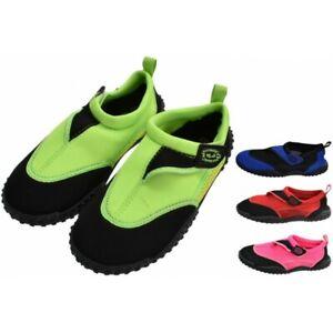 NEW Boys Girls Mens Womens Aqua Beach Surf Wet Water Shoes Wetsuit Boots Nalu