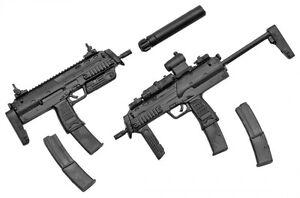 Tomytec-Little-Waffenkammer-LA009-MP7A1-Typ