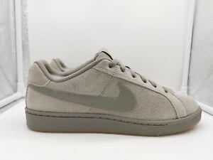 Nike Court Royal Suede UK 7 Grey Gum