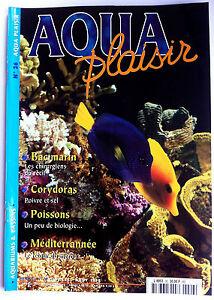 En Herbe Aqua Plaisir Magazine N°26 - Bac Marin/ Corydoras/ Méditerrannée, Le Mérou Remise GéNéRale Sur La Vente 50-70%