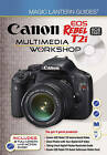 Canon EOS Rebel T2i/EOS 550D Multimedia Workshop by Lark Books,U.S. (Mixed media product, 2010)