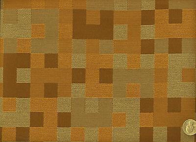 Crypton® Maharam Couple Clay Modern Contemporary Geometric Upholstery Fabric