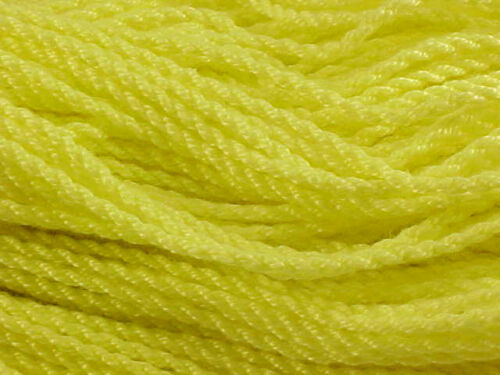 10 Neon Yellow Pro Poly Yo Yo Strings From The YoYo Factory 100/% Polyester Type6