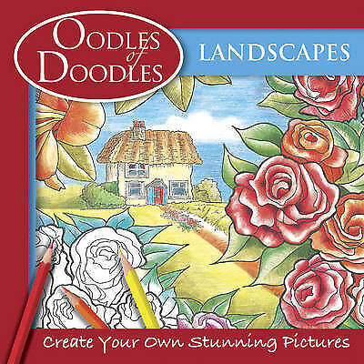 1 of 1 - Landscapes: DOODLE BOOKS, , New Book