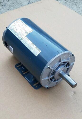 Marathon 56T17D5847A 3HP Electric Motor 208-480V 1725RPM  Fr 56HZ Made in USA