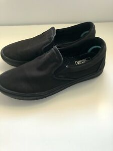 Vans ComfyCush Slip-On Shoes Black Size US11 EU44,5 UK10   eBay