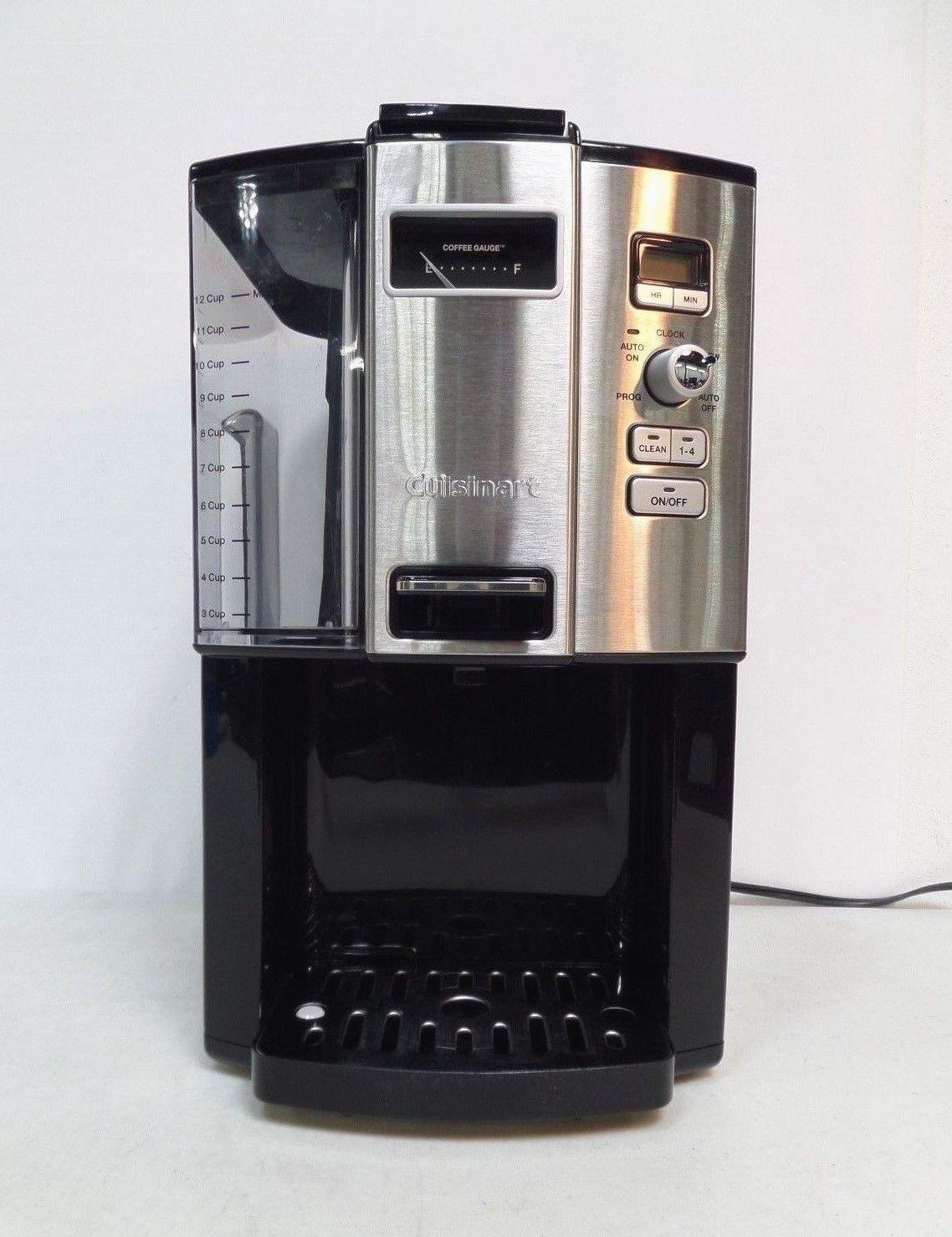 Cuisinart 12-coupe programmable Cafetière DCC-3000 (52312)