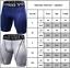 Mens-Compression-Base-Layer-Gym-Sport-Slim-Fit-Jogger-Gym-Fitness-Shorts-Pants thumbnail 3