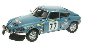 MAKETTE-8007-Citroen-DS-034-Rallye-TAP-034-1-87-Resinmodell