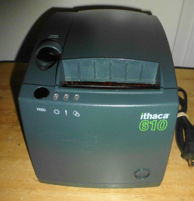 TransAct Ithaca iTherm 280 Parallel Thermal Receipt Printer Refurbished