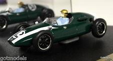 Quartzo 1/43 Scale - 4099 Cooper Climax T51 Jack Brabham Winner British GP 1959