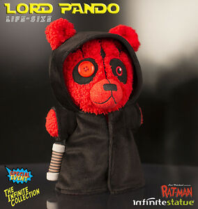 Rat-Man Star Rats Lord Pando Life Size Plush INFINITE STATUE