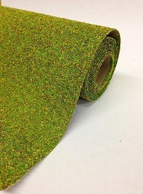 Grasmatte Frühlingsgrün 120cmx60cm 121cmx60.2cm Javis Landschaft Szenerie Rolle